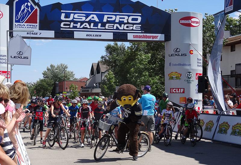 Economic Impact of the USA Pro Cycling Challenge