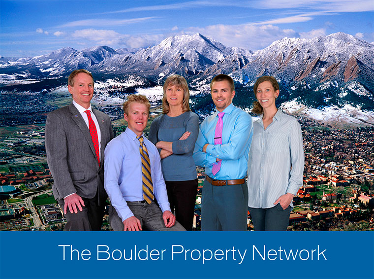 Boulder Property Network Team